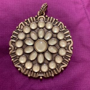 Lucky Brand Necklace Medallion